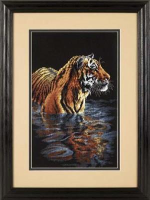 La détente du tigre