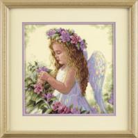 L'ange qui aimait les fleurs