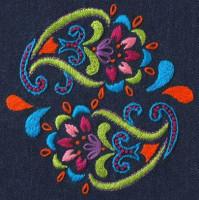 Cachemire bohémien