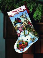 Chaussette de Noël : rassemblement pour Noël