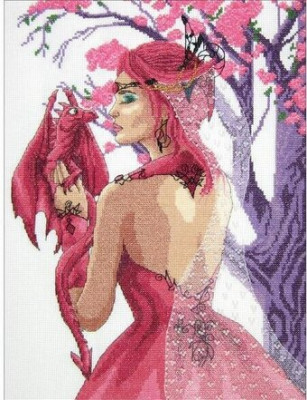 Princesse au dragon