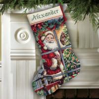 Chaussette de Noël : les friandises du Père Noël