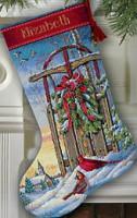 Chaussette de Noël : le traîneau de Noël