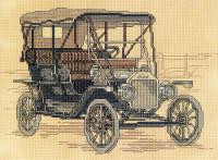 Automobile d'autrefois