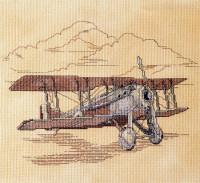 Avion d'autrefois