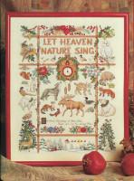 Sampler nature à Noël