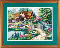Le cottage en retrait