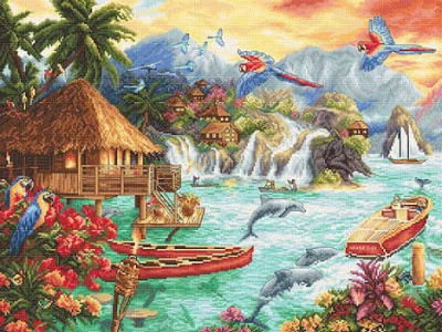 Ile tropicale