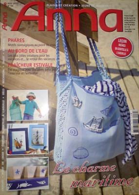 ANNA plaisir et création 08-2010