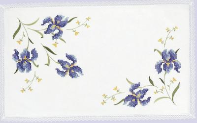 Napperons iris