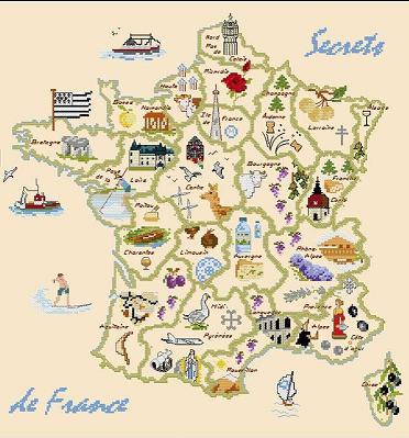 Secrets de France