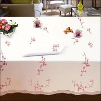Nappe fleurettes roses