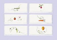 Porte-serviettes série 10