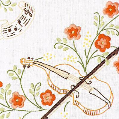 Napperons violon