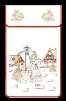 Cache-torchons : l'alsacienne
