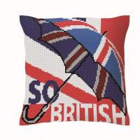 Coussin So british