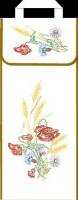 Sac à pain : les fleurs des champs