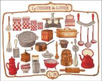 La cuisine de Louise