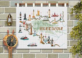 Les phares de Bretagne