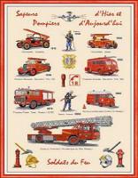 Pompiers d'hier et d'aujourd'hui