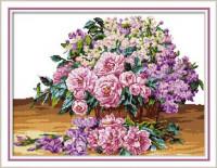 Bouquet de pivoines en vase