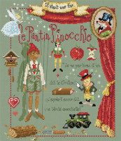 Le pantin Pinocchio