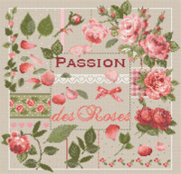 Passion des roses