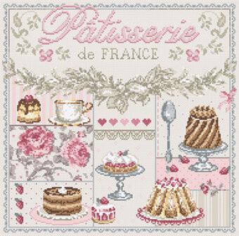 Pâtisserie de France