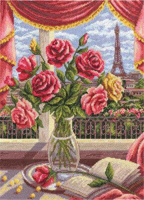 Fenêtre sur Paris