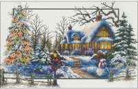 Cottage d'hiver