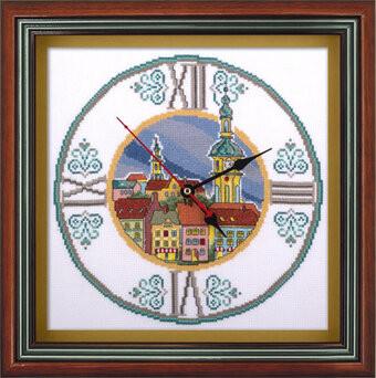 Horloge européenne