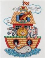 Tableau de naissance l'Arche de Noé