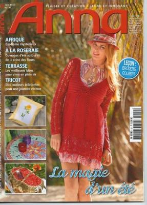 ANNA plaisir et création 06-2010
