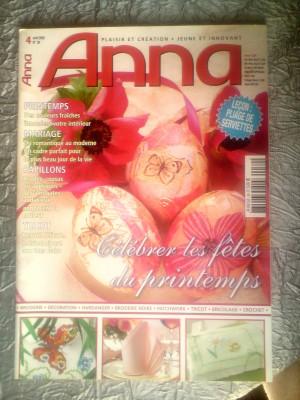 ANNA plaisir et création 04-2010
