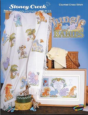 Les bébés de la jungle
