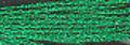 Fil DMC effet lumière vert émeraude